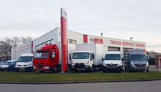 Welkom bij Truck Service Visser B.V.